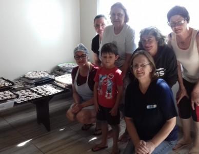 Famílias carentes de São Bento do Sul vão receber bolachas de Natal
