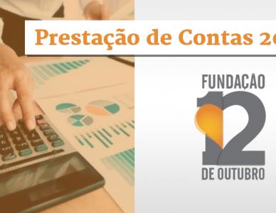 Prestação de Contas da Fundação 12 de Outubro - 2017