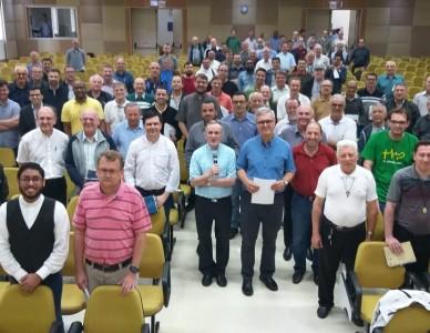 3ª Reunião Geral do Clero aconteceu nesta quinta-feira