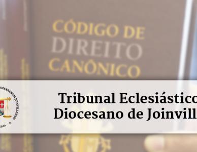 Constituição de Tribunal Eclesiástico em Joinville dará agilidade aos processos canônicos na Diocese