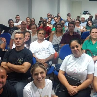 Casais da Equipe Dirigente do ECC participaram de semana de oficinas