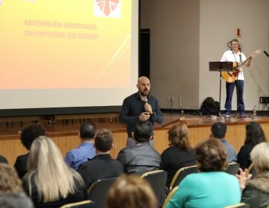 Assembleia Diocesana do Dízimo aconteceu no sábado (14) na Cúria
