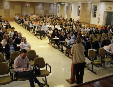 Encontro de Colaboradores reúne funcionários da Cúria e das paróquias da Diocese