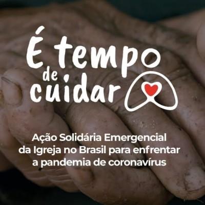 """Ação Solidária """"É tempo de cuidar"""""""