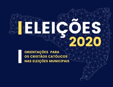 Bispos de Santa Catarina lançam orientações para católicos nas Eleições 2020