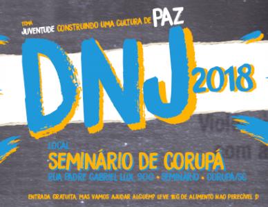 DNJ 2018: Juventude construindo uma cultura de paz