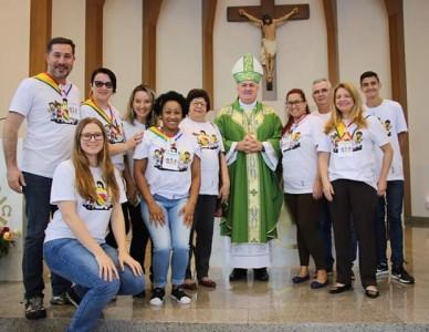 Coordenação da Infância e Adolescência Missionária participa de encontro macrorregional
