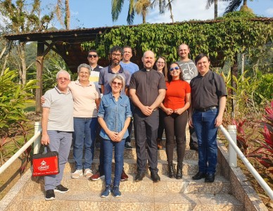 Equipe diocesana da Pastoral do Dízimo se reúne para planejamento