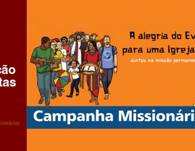 Prestação de contas da coleta pelo Dia Mundial das Missões de 2017