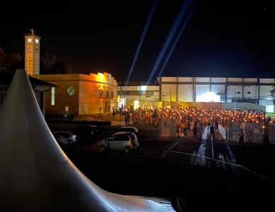 Celebração de Nossa Senhora Aparecida, em São Bento do Sul