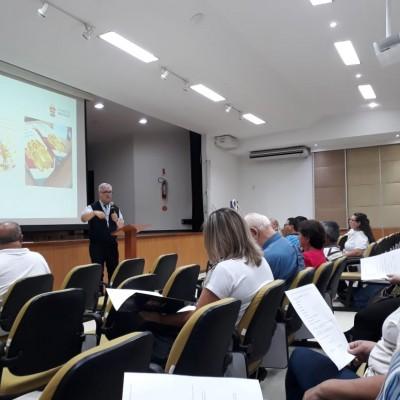 Coordenação repassa orientações para a realização das escolas paroquiais da Emidi