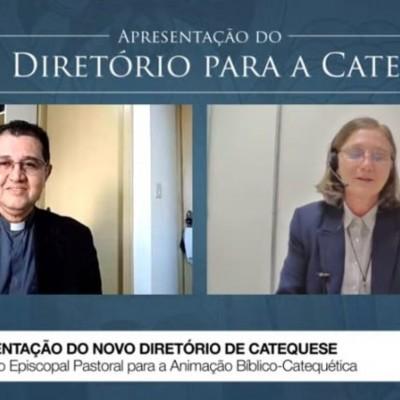 CNBB apresenta em live o Novo Diretório para a Catequese