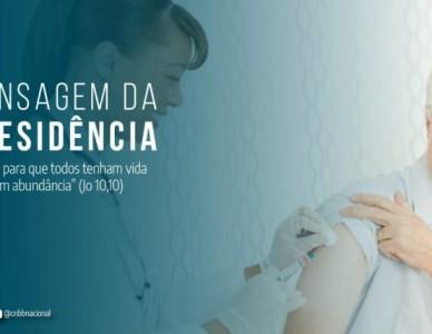 CNBB defende vacina para todos os brasileiros e igualdade de acesso