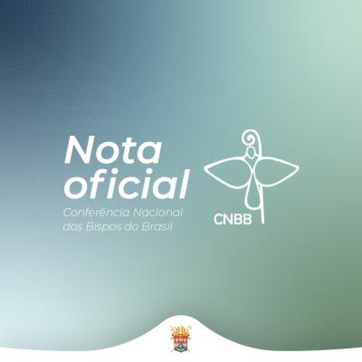 CNBB emite nota sobre o projeto de lei conhecido como projeto que perdoa dívida das igrejas