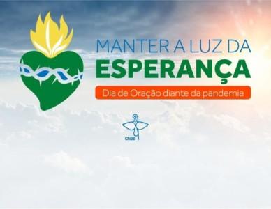 CNBB promove nesta terça-feira (2) dia de oração diante da pandemia do Covid-19
