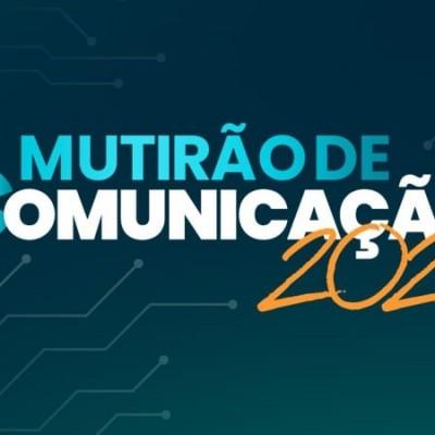 Começa na sexta-feira o 12º Mutirão de Comunicação