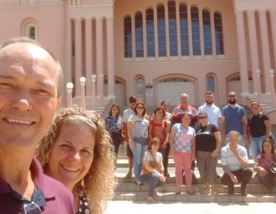 Coordenações da Pastoral Litúrgica participam de encontro em Jaraguá do Sul