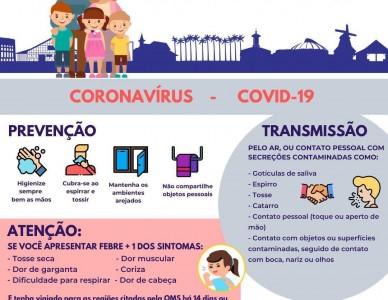 Coronavírus: orientações da Diocese de Joinville