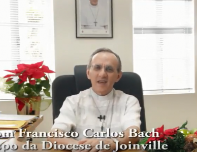 Mensagem de Natal de Dom Francisco Carlos Bach