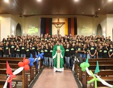 118 jovens participaram do 1º Acampamento FAC