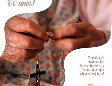 Decreto municipal proíbe participação de idosos em Missas e celebrações, em Joinville