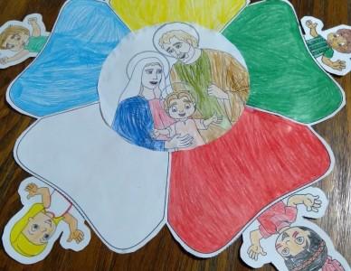 Dia de festa para a Infância Missionária