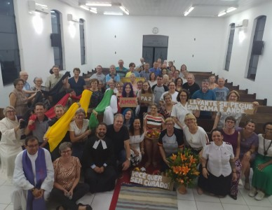 Dia Mundial de Oração é celebrado em Joinville