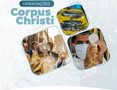 Diocese de Joinville orienta para que celebrações  de Corpus Christi ocorram apenas dentro das paróquias