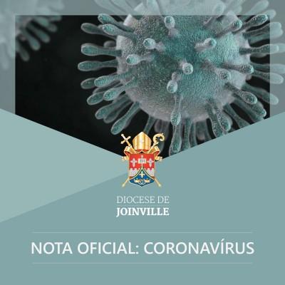 Diocese emite novo documento com normas e orientações diante do agravamento da pandemia