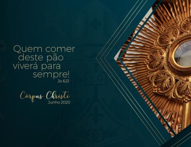 Dom Francisco vai presidir Missa de Corpus Christi na Catedral São Francisco Xavier