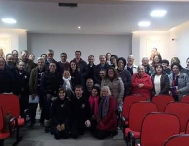 Conselho Comarcal de Pastoral de São Bento do Sul realiza encontro