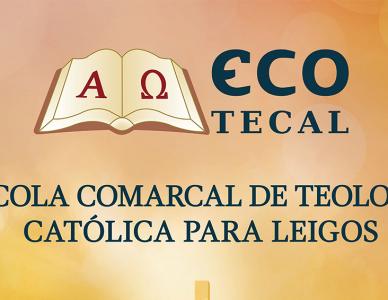 Ecotecal: estão abertas inscrições para curso de teologia para leigos