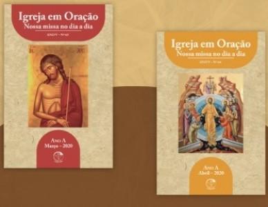 Edições CNBB disponibiliza gratuitamente a liturgia de março e abril