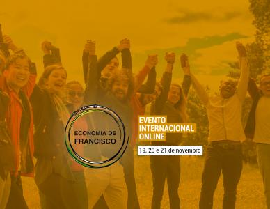 Encontro Economia de Francisco acontece nesta semana de forma virtual