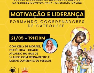 Escola Diocesana para Coordenadores da Iniciação à Vida Cristã