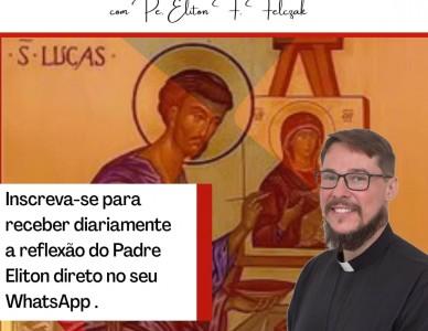 Estudo do Evangelho de São Lucas acontece online