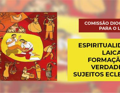 Comissão para o laicato promove formação sobre a espiritualidade laical