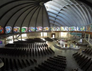 Contribua para a reforma da Catedral de Joinville