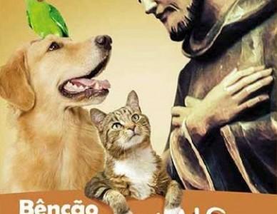 Bênção dos animais: Paróquias de Joinville farão ação na sexta-feira (4/10), dia de São Francisco de Assis