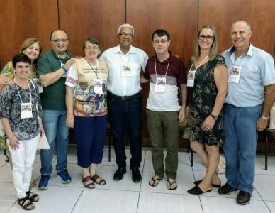 Diocese de Joinville participa do VII Encontro Nacional do Laicato