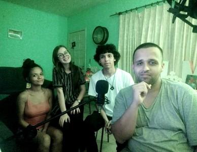 Grupo de jovens de Corupá produz podcast para evangelizar