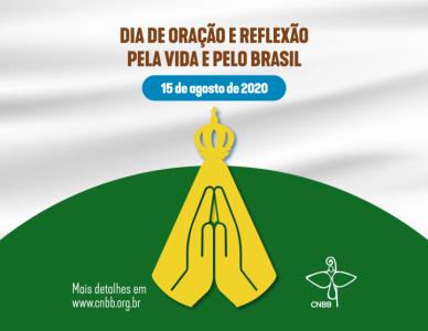 """Igreja no país se une em """"Dia de Oração pela Vida e pelo Brasil"""" neste sábado (15)"""
