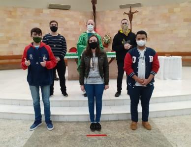 Jovens da AJS participam de Animação Missionária Juvenil 2020