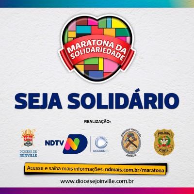 Maratona da Solidariedade: ajude quem sofre com a crise do coronavírus