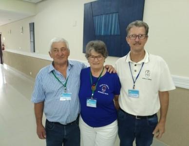 Membros da Diocese de Joinville estiveram na Assembleia Nacional da Pastoral da Sobriedade