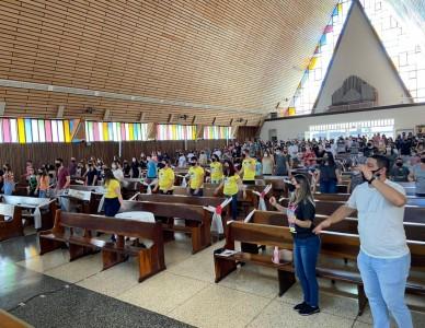 Missa Diocesana da Juventude, um grande momento para a Comarca de Mafra