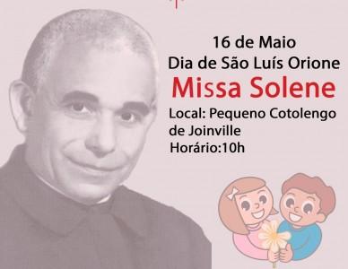 Obras do Pequeno Cotolengo chegam em Joinville