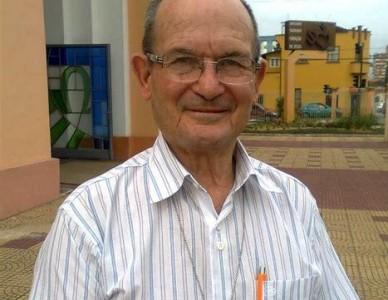 Nota de falecimento padre Osnildo Carlos Klann