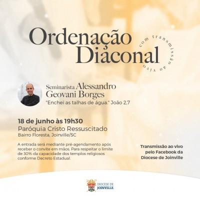 Ordenação Diaconal