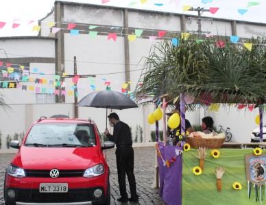Paróquia Nossa Senhora Aparecida: Festa junina drive thru